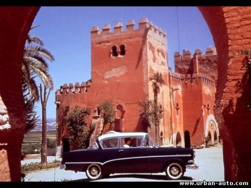 1957-1960 Opel Olympia Rekord P1